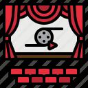 audience, cinema, film, performance, theater