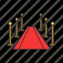 award, carpet, event, movie premier, red carpet, show