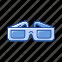 cinema, eyewear, film, glasses, hd, movie