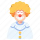 comedy, entertainment, film, happy, laughing, movie, person icon