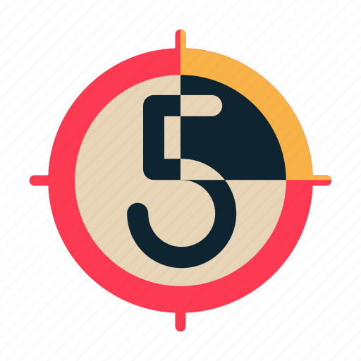 countdown, film leader, movie, projectionist, reel icon
