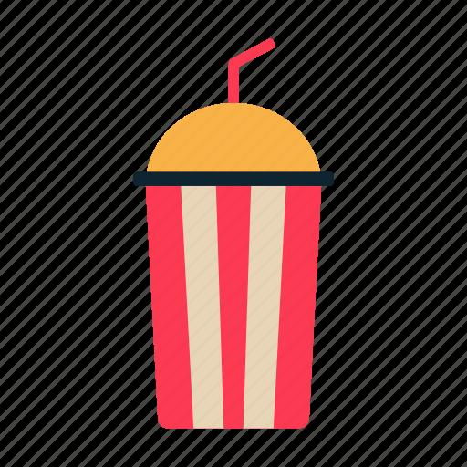 beverage, cola, drink, soft drink, theatre icon
