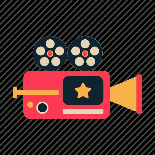 film camera, old fashioned, photography, vdo recorder, vintage icon