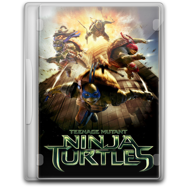 Mutant, ninja, teenage, turtles icon - Free download