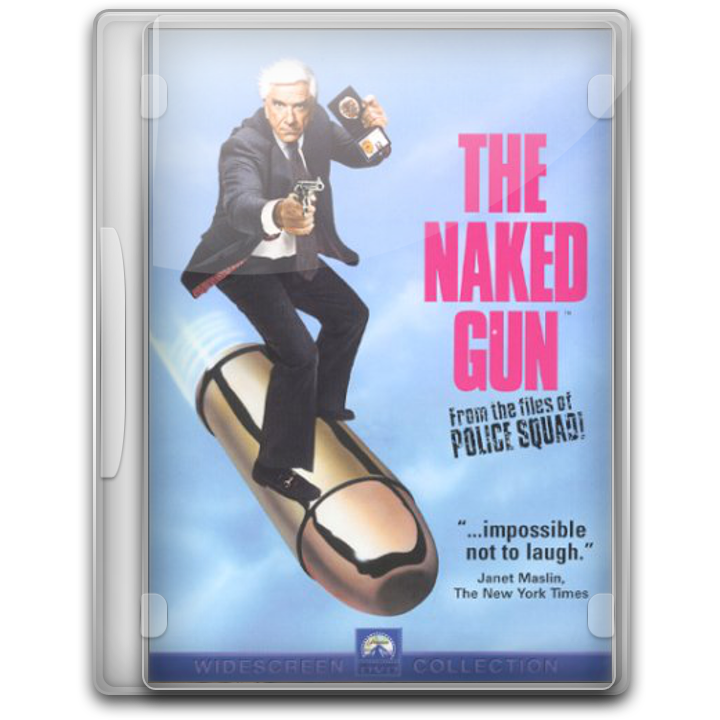 gun, naked, the icon
