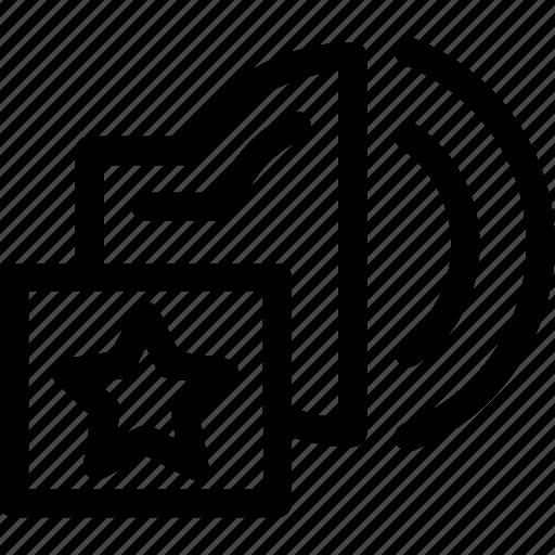 audio, best, movie, sound, soundtrack icon