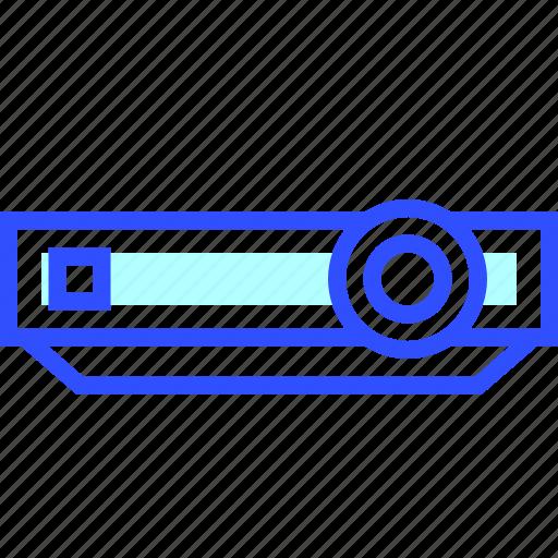 big, cinema, entertainment, movie, projector, theater, video icon