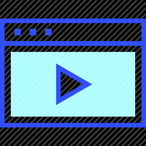 cinema, entertainment, movie, theater, youtube icon