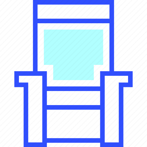 cinema, entertainment, movie, seat, theater icon