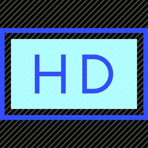 cinema, entertainment, hd, logo, movie, theater icon