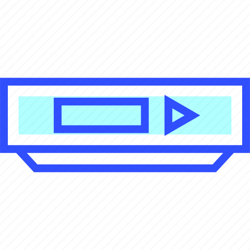 cinema, dvd, entertainment, movie, player, theater icon
