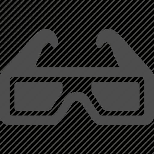 3d, 3d glasses, cinema, glasses, movie icon