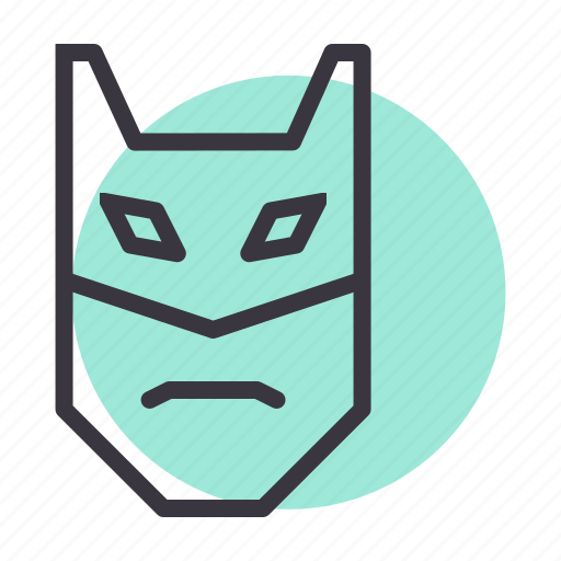 avatar, batman, character, comic, mask, movie, superhero icon