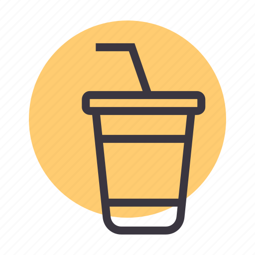 beverage, coffee, cool, cup, drink, juice icon