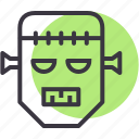 avatar, character, cinema, frankenstein, halloween, horror, movie icon