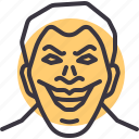 antihero, avatar, batman, character, joker, movie, villain icon