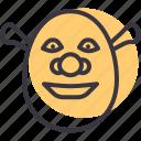 animation, cartoon, character, movie, ogre, shrek icon