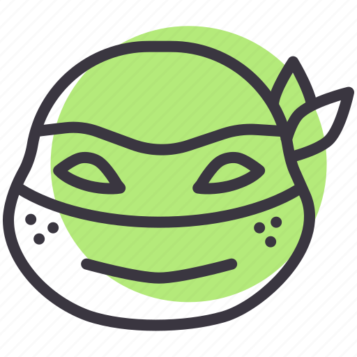 character, cinema, movie, ninja, tmnt, turtle icon