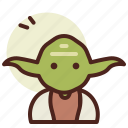 cinema, film, hollywood, yoda