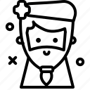 cinema, film, hollywood, wand icon