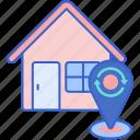 change, address, location