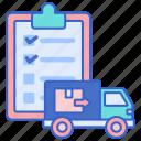 moving, checklist, document