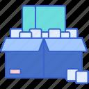 package, padding, box, storage