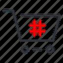 basket, business, buy, cart, cash, ecommerce, finance, money, payment, sale, shop, shopping icon