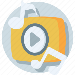 media, media player, movie, multimedia, video player icon