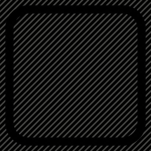 icon, multimedia, stop icon
