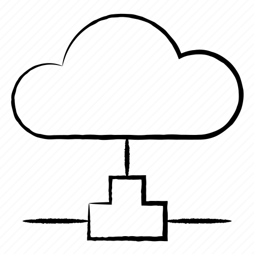 Cloud, media, network, server icon - Download on Iconfinder