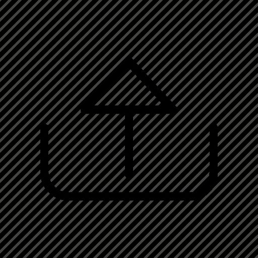 document, file, folder, media, multimedia, page, upload icon