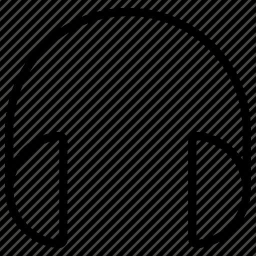 Audio, headphones, multimedia, music, song, sound, speaker icon - Download on Iconfinder