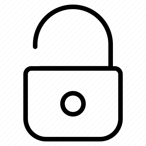 lock, padlock, password, protection, secure, security, shield icon