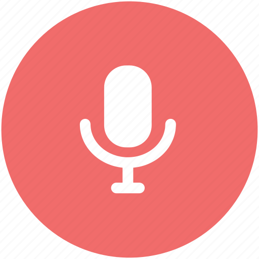 audio, loud, mic, microphone, radio mic, recording mic, retro icon