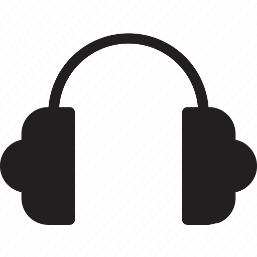 audio, earphones, headphones, multimedia, sound, technology icon