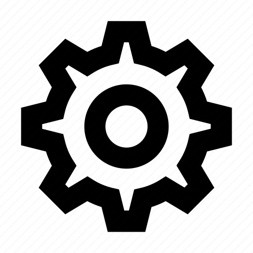 Cog, configuration, gear, preferences, settings icon - Download on Iconfinder