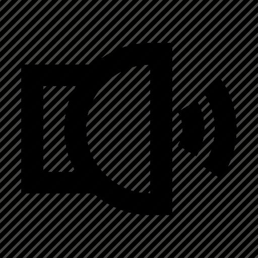 Audio, music, sound, speaker, volume icon - Download on Iconfinder