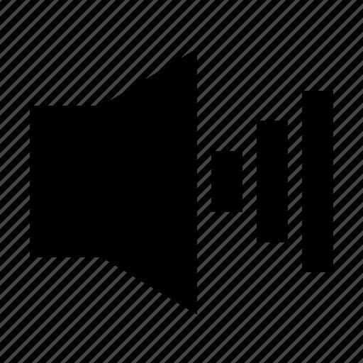 Audio, max, sound, speaker, volume icon - Download on Iconfinder