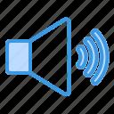 volume, audio, sound, speaker, music, media, player