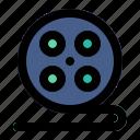 film, roll, reel, movie, cinema