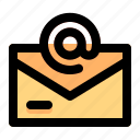 email, mail, envelope, post