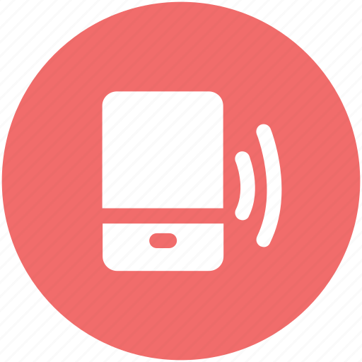 Smartphone, mobile, iphone, mobile phone, cell phone, mobile volume icon