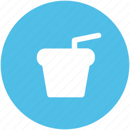 coffee cup, disposable cup, drink, juice, juice cup, paper cup icon