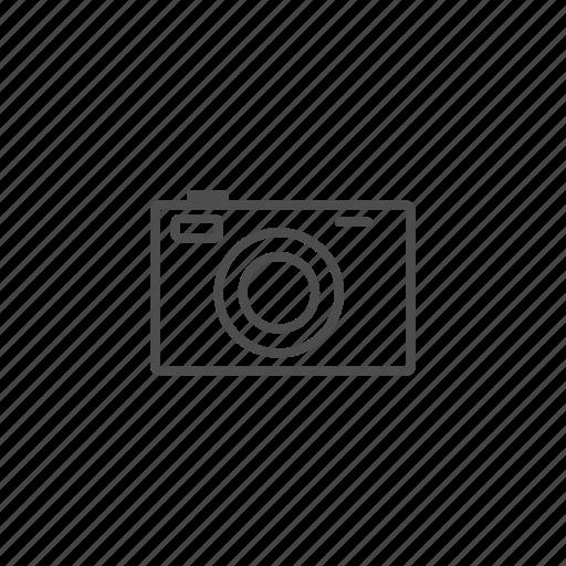 camera, multimedia, photo, photography, video icon