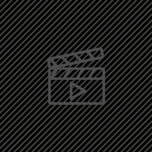 camera, cinema, film, multimedia, video icon