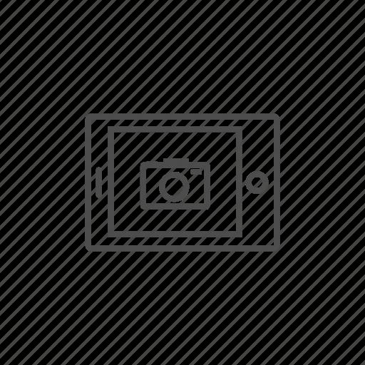 camera, multimedia, phone, photo icon