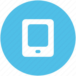 cell phone, cellular phone, computer tablet, ipad, mobile phone, smartphone, tablet, tablet pc icon