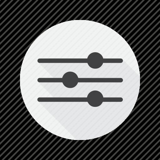 app, modify, multimedia, settings icon
