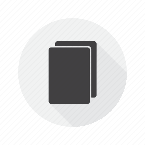 Copy, duplicate, multimedia icon - Download on Iconfinder